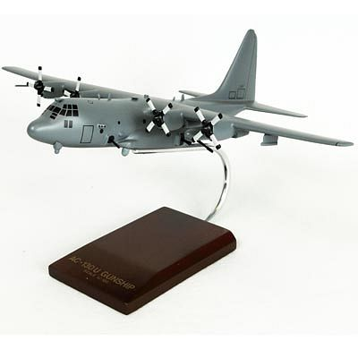 AC-130U Gunship IV 1/100 Scale Model Aircraft