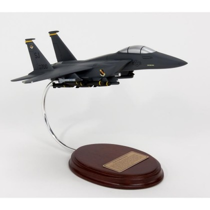 F-15E Strike Eagle Scale Model Aircraft
