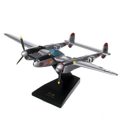 P-38J Lightning 1/48 Scale Model Aircraft