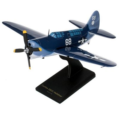 SB2C-4 Helldiver 1/32 Scale Model Aircraft