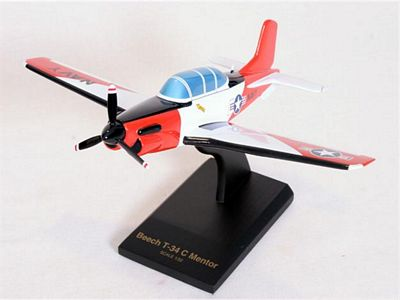 T-34C Mentor USN 1/32 Scale Model Aircraft
