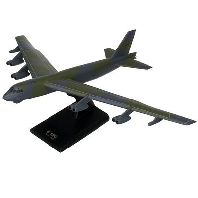 B-52G Stratofortress 1/100 Scale Model Aircraft