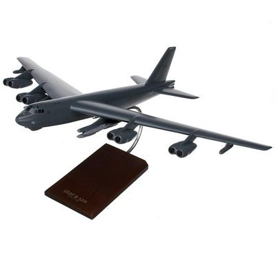 B-52H Stratofortress 1/100 Scale Model Aircraft