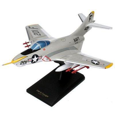 F9F-8 Cougar 1/32 Scale Model Aircraft