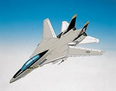 F-14A Tomcat VF-84 Jolly Rogers 1/48 Scale Model Aircraft