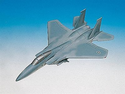 F-15C Eagle 1/72 Scale Model Aircraft