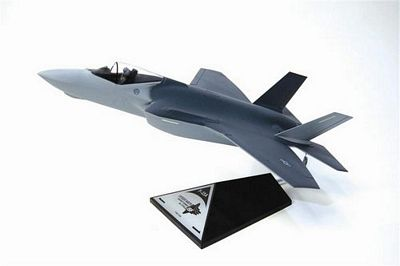 Conventional F-35A USAF 1/48 Scale Model Aircraft