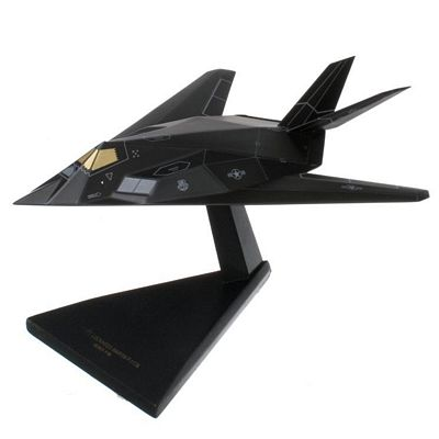 F-117A Blackjet 1/48 Scale Model Aircraft