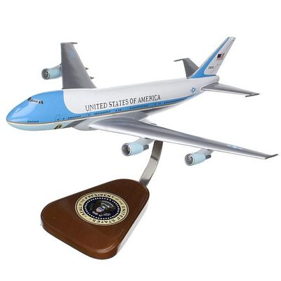 VC-25A Air Force One 1/144 Scale Model Aircraft