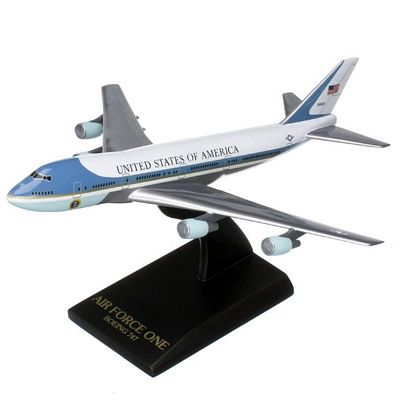 VC-25A Air Force One 1/200 Scale Model Aircraft