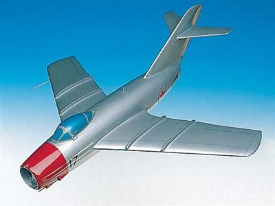 Mikoyan Mig-15 1/32 Scale Model Aircraft