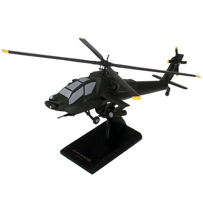 AH-64A Apache 1/32 Scale Model Helicopter