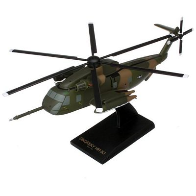 HH-53D Jolly Green Giant 1/48 Scale Model Helicopter