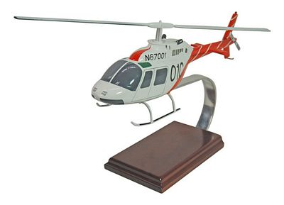 Bell TH-67 Creek 1/32 Scale Model Helicopter