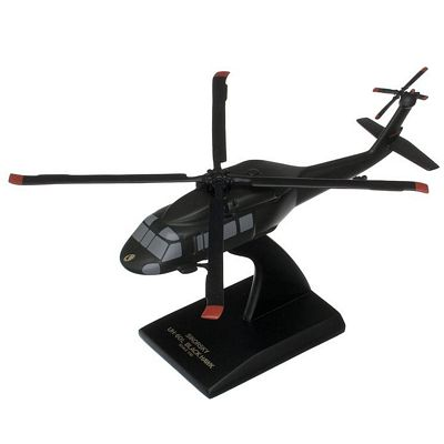 UH-60L Blackhawk 1/48 Scale Model Helicopter