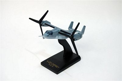 V-22 Osprey USMC Grey 1/96 Scale Model Helicopter