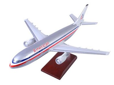 A300-600 American Airlines 1/100 Scale Model Aircraft