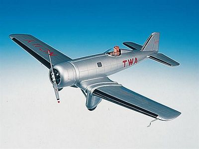 Northrop Alpha 1/24 Scale Model Aircraft
