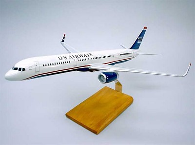 B757-200 US Airways 1/100 Scale Model Aircraft