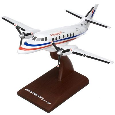 BAE-31A Jetstream American Eagle 1/48 Scale Model Aircraft