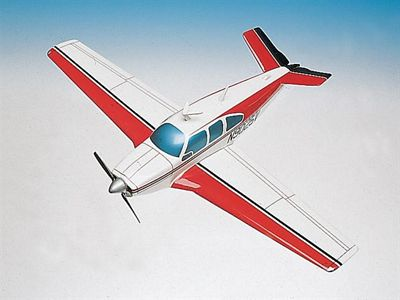V-35 Bonanza 1/24 Scale Model Aircraft