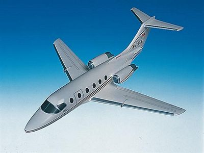 Hawker 400XP 1/48 Scale Model Aircraft
