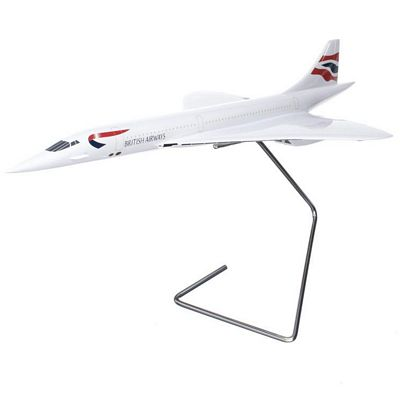 Concorde British Airways 1/100 Scale Model Aircraft