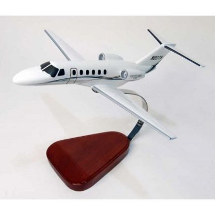Cessna Citation CJ2+ 1/40 Scale Model Aircraft