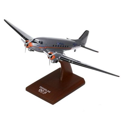 DC-3 American Airlines 1/72 Scale Model Aircraft