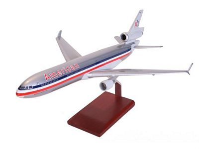 MD-11 American Airlines 1/100 Scale Model Aircraft