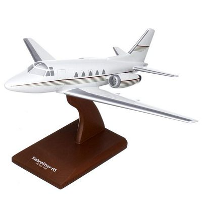 Sabreliner Model 65 1/40 Scale Model Aircraft