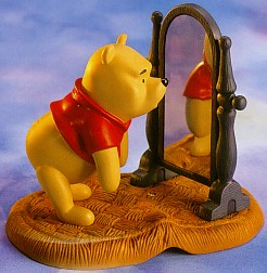 Your Ups And Downs Are Looking Up - Winnie The Pooh And Friends Figurine