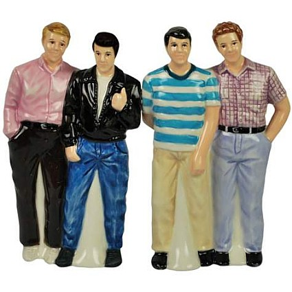 Happy Days Gang Salt And Pepper Shakers