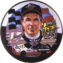 Darrell Waltrip Limited Edition Collectors Plate