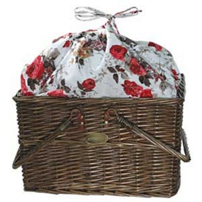Sienna Rose Picnic Basket For 2