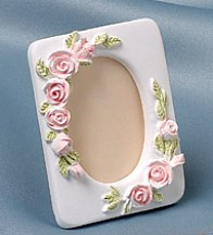 Oval Frame Wedding Favor
