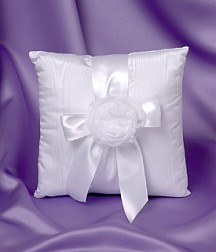 Forever Collection Wedding Ring Pillow